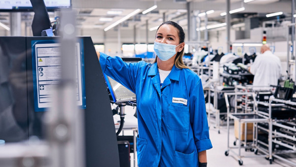 Endress + Hauser holds its ground despite pandemic and starts 2021 with momentum Envirotech Online
